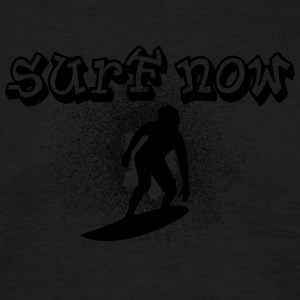 surfer boy black - Men's T-Shirt