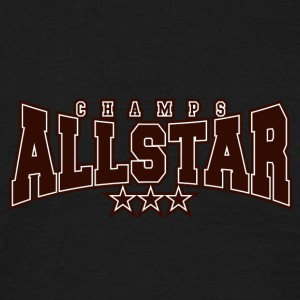 ALLSTARS CHAMPIONS 01 - Men's T-Shirt