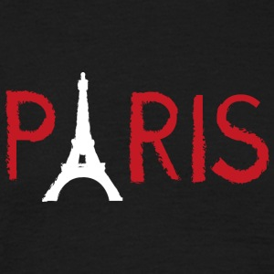 Paris - Herre-T-shirt