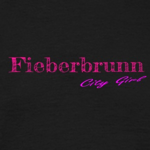 Fieberbrunn - T-skjorte for menn