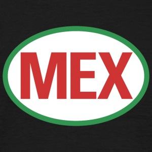 Mexicaanse Mexico - Mannen T-shirt
