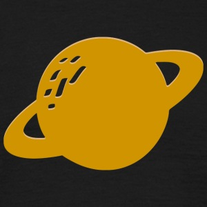 Saturn - Herre-T-shirt