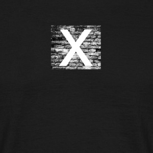 Brick x - Men's T-Shirt