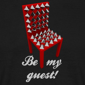 Be my guest! (Emergency) - Men's T-Shirt