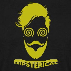 HIPSTERICAL - T-skjorte for menn