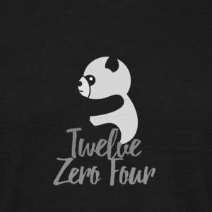 Twelve Zero Four - Men's T-Shirt