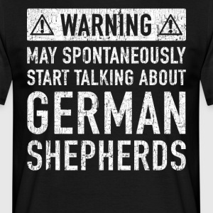 Original German Shepherd Gift: Order Here - Men's T-Shirt