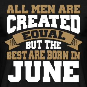 June Men's birthday - Men's T-Shirt