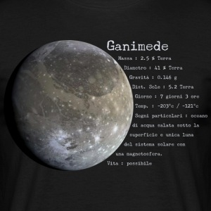 Ganymede - Men's T-Shirt