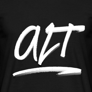 ALT TEXT - T-shirt herr