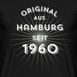 Original from Hamburg since 1960 - Men's T-Shirt