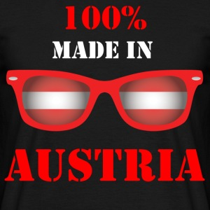 100% MADE IN AUSTRIA - Men's T-Shirt