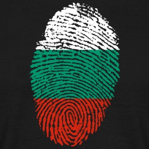 IN LOVE WITH BULGARIA - Männer T-Shirt