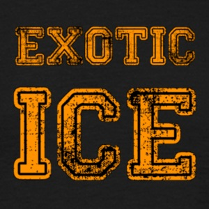 Exotic ice - Men's T-Shirt