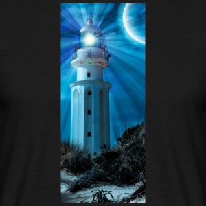 LIGHTHOUSE TRAFALGAR_NOCHE - T-shirt Homme