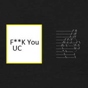 F**k You - Men's T-Shirt