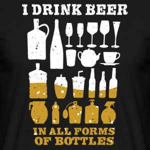 Beer lovers - Men's T-Shirt