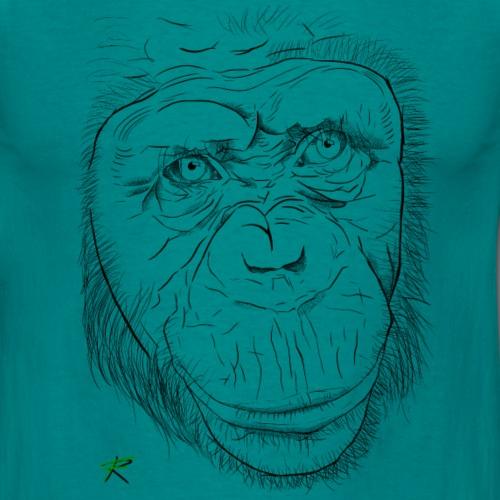 Scimpanzè - Maglietta da uomo