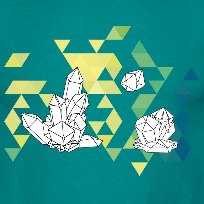 Geometric crystals