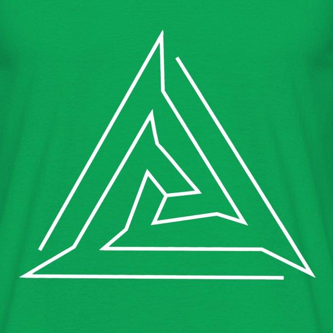 T-Shirt Eaven Geometric - Triangle 2 Foncé Homme