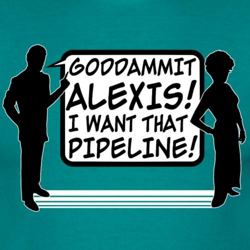 Goddammit Alexis! - Herre-T-shirt