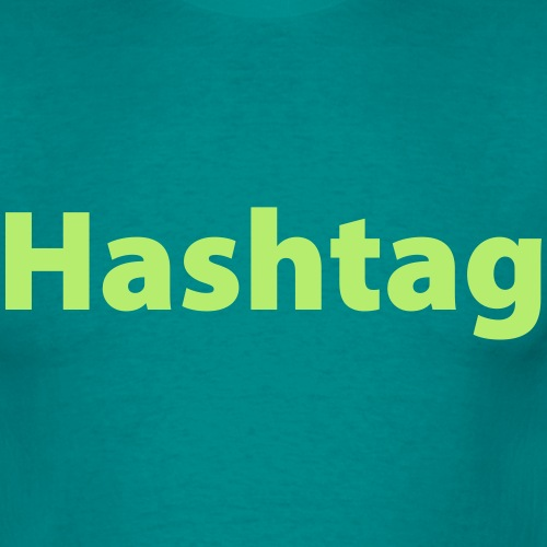 HashTag Belfie | #Belfie - Männer T-Shirt