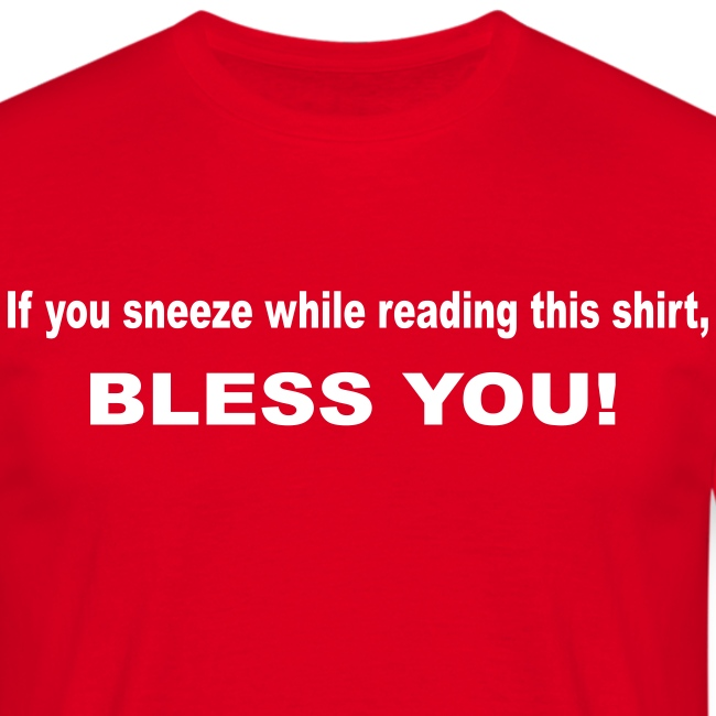 if you sneeze