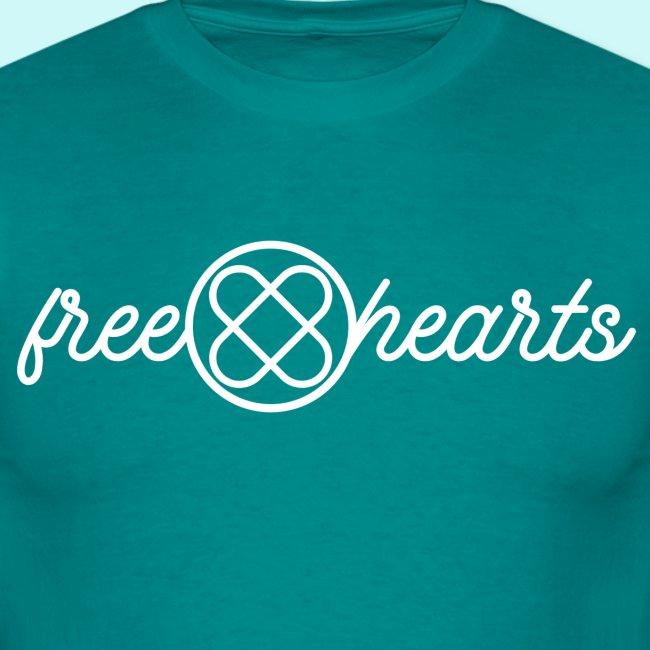 freehearts white logo