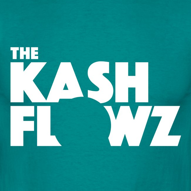 The Kash Flowz Official Logo White
