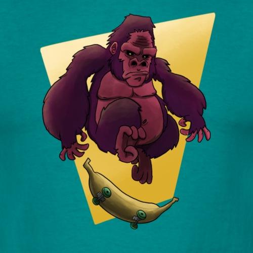 Gorille Sk8 - T-shirt Homme