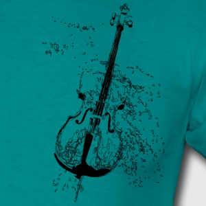 cello - Men's T-Shirt