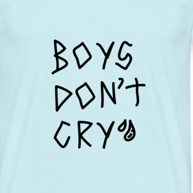 boys dont cry