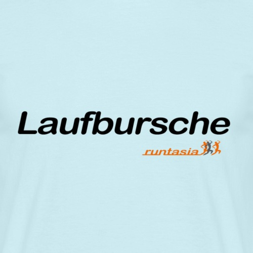 laufbursche - Männer T-Shirt