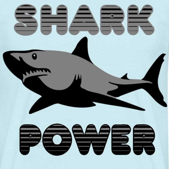 Shark Power Schwarz