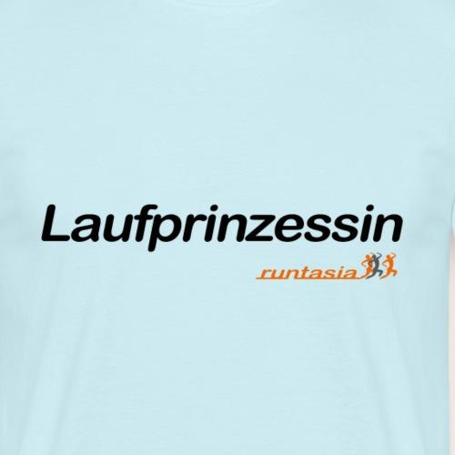 laufprinzessin - Männer T-Shirt