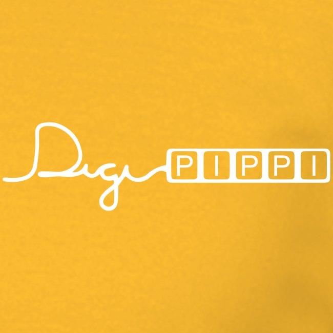 DP Logo White