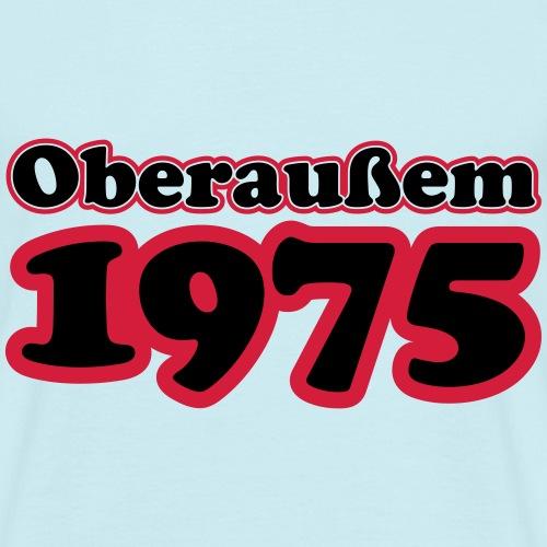 Oberaussem 1975 - Männer T-Shirt