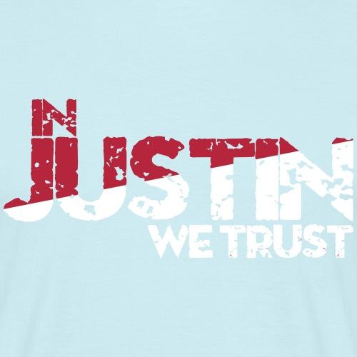 justin2kopie - Mannen T-shirt