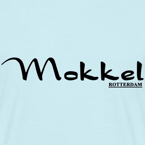 mokkel - Mannen T-shirt