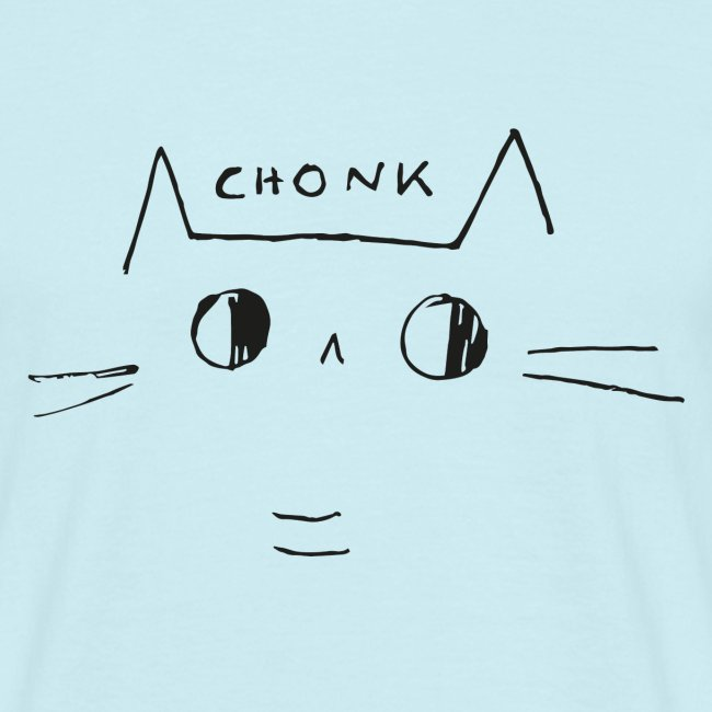 Chonk Katze