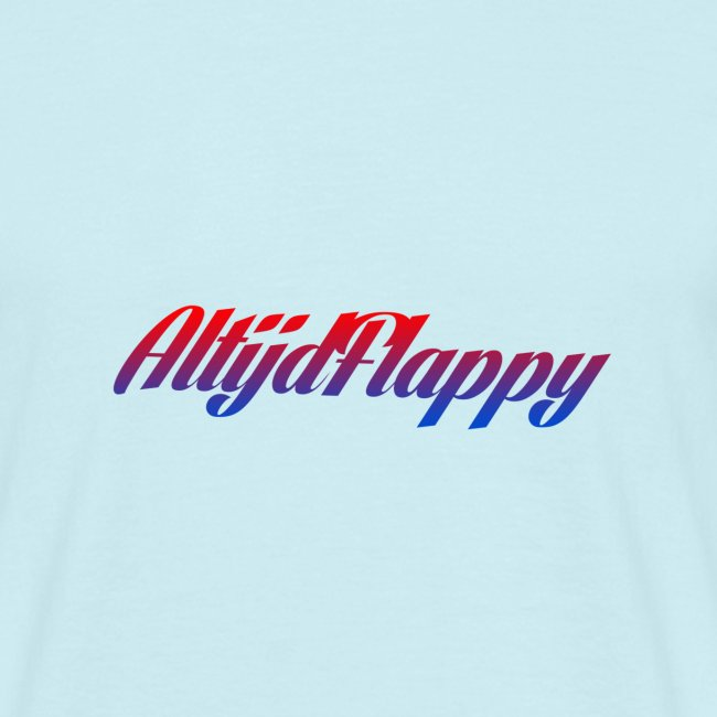 T-shirt AltijdFlappy