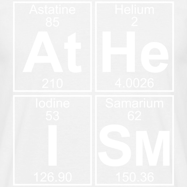 At-He-I-Sm (atheism) - Full