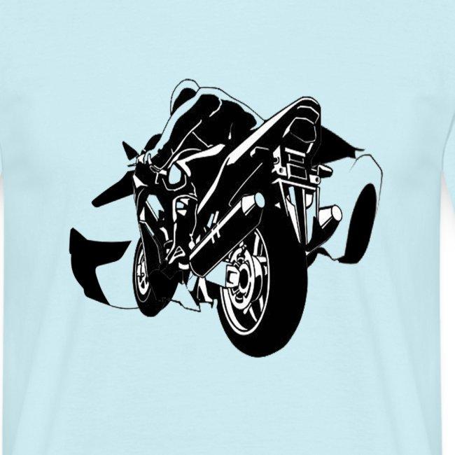moto con carro