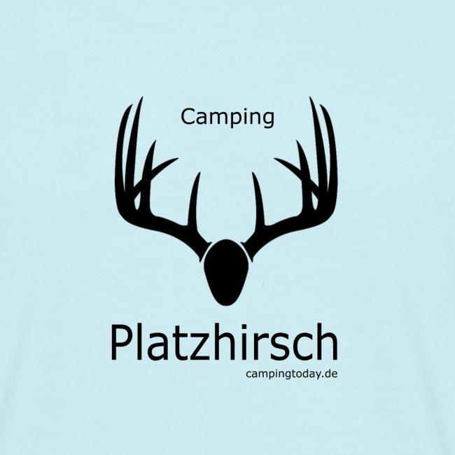 Campingplatzhirsch