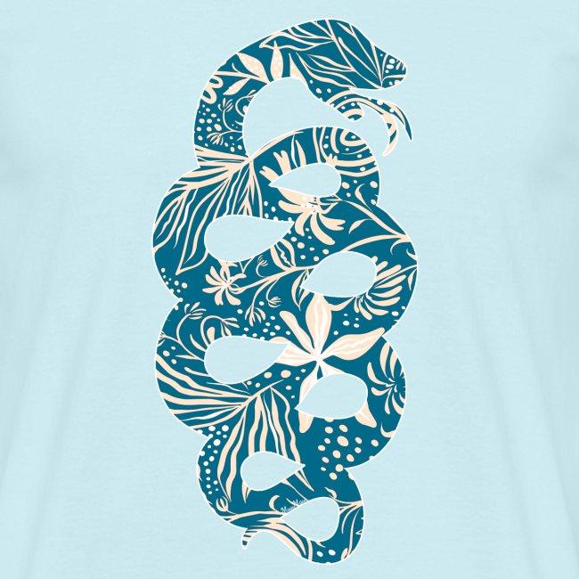 Flower Snake II