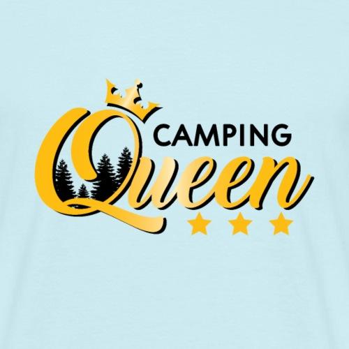 Camp 1 10 - Männer T-Shirt