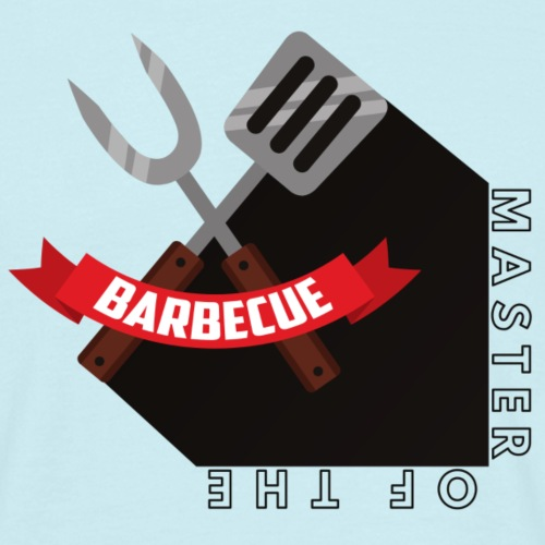 Master of the Barbecue - Männer T-Shirt