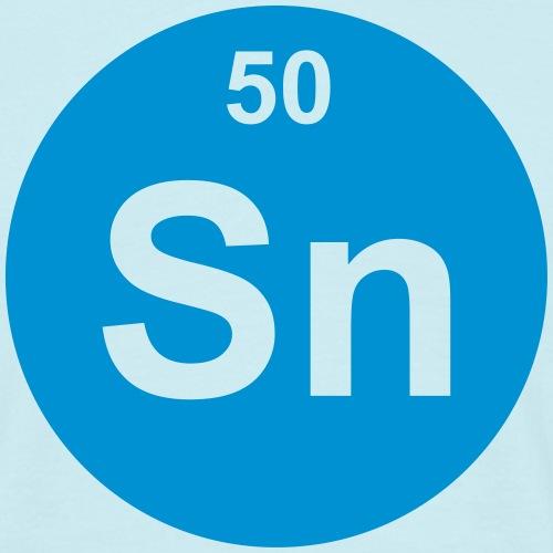 Stannum (Sn) (element 50) - Men's T-Shirt