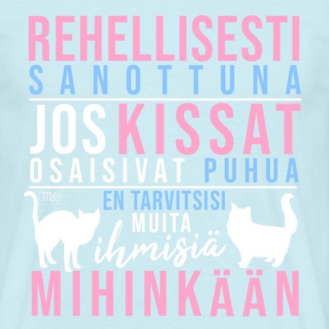 Kissat Puhuisivat II