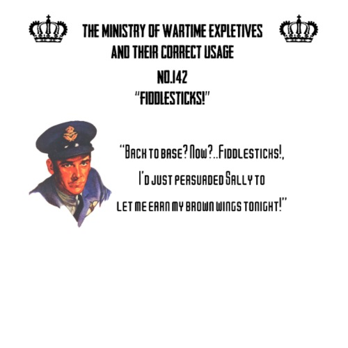 The Ministry Of Wartime Expletives